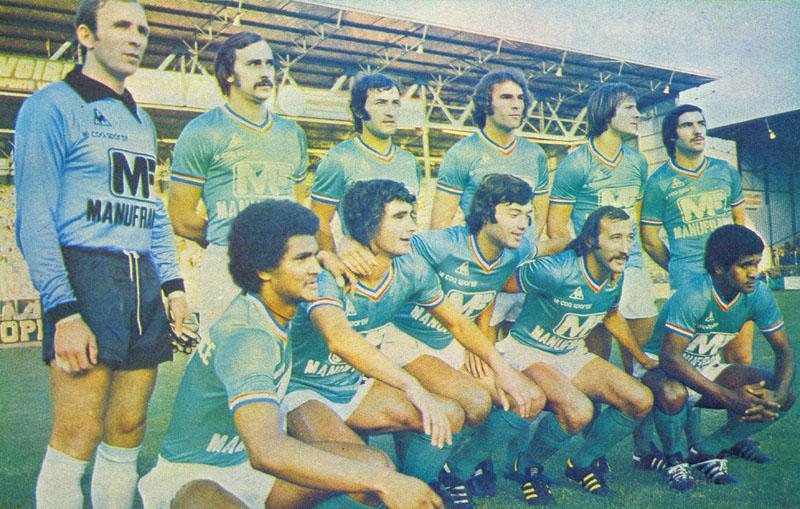 saint-etienne 1977-78