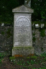 Taylor grave at Carlenrigg Cemetry