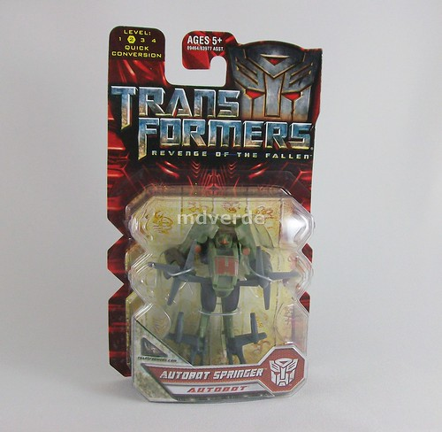Transformers Springer RotF Legends - caja