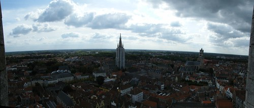 Bruges Panoramic 1