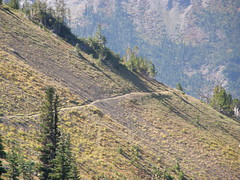 Views from Marmot Pass area.