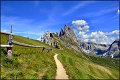 Dolomiti - Odle sentiero 2B