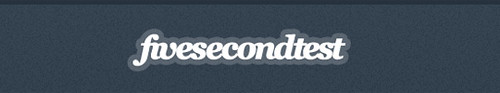O teste dos 5 segundos