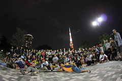The Return of Tokyo Bike Meetup (sgym_) Tags: fish bike japan tokyo fixed pista meet tbmu