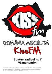 KISS FM ROMANIA NR.1