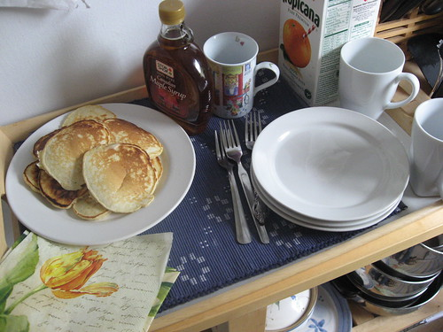 Pancake Breakfast for Friends by you.