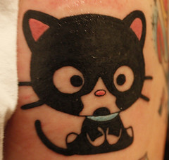 Chococat+Guppy!