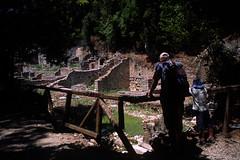 Butrint (Albania) - Watching the ruins ( V ) Tags: building history monument museum architecture greek ancient nikon balkans albanian albania balkan butrint shqiperia ilobsterit