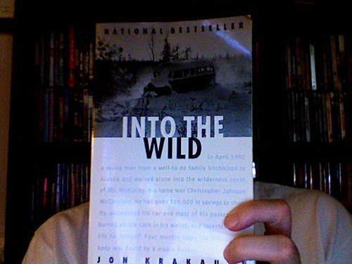 Bookface 2 - Into the Wild