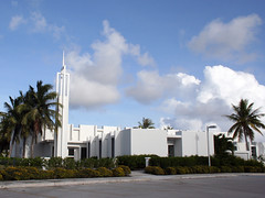 Barrigada Mormon Church