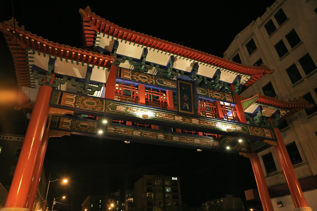 Historic Chinatown Gate