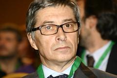 Vasco Errani al congresso nazionale del PD