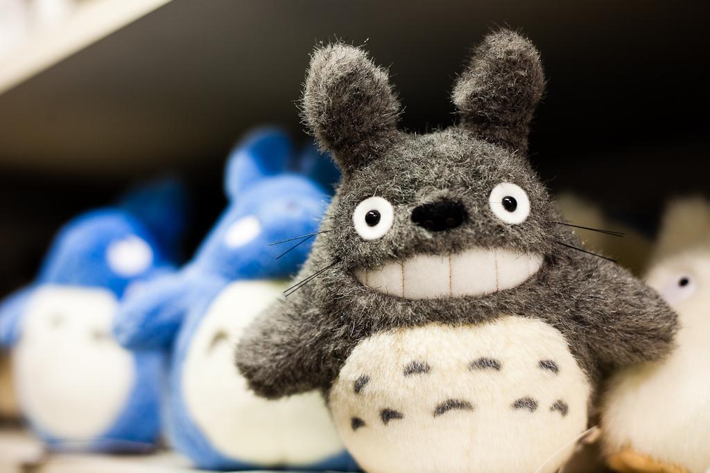 Mon voisin (Totoro)