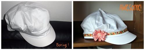 Hat Makeover