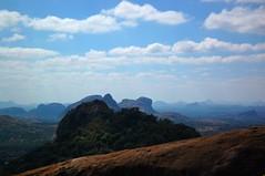 Layers of hills (fotofanatico) Tags: nikon hills ramanagaram
