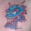 Oriental Devil Tattoo