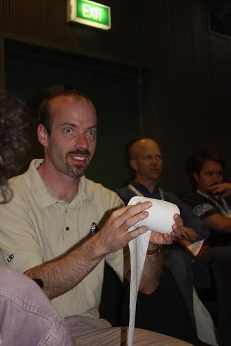 Linux.conf.au 2009 -- Day 1