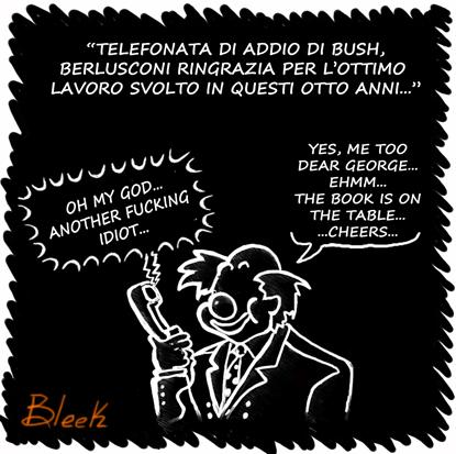 addio bush