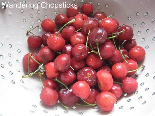 Clafoutis aux Cerises (French Cherry Clafouti) 2