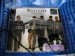 Westlife Unbreakable Vol 1 The Greatest Hits