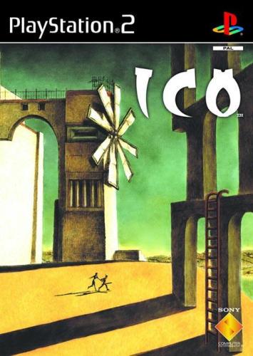 Ico PAL Box Art