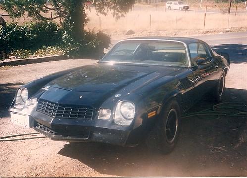 1977 Camero