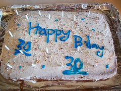 Stu's Birthday Cake