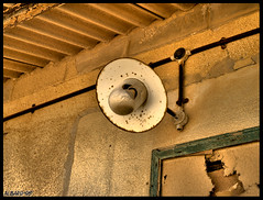 old lamp (albarg-q8) Tags: old lamp olympus kuwait q8 e510