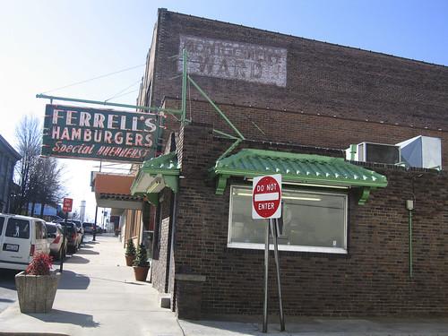 Ferrell's Hamburgers