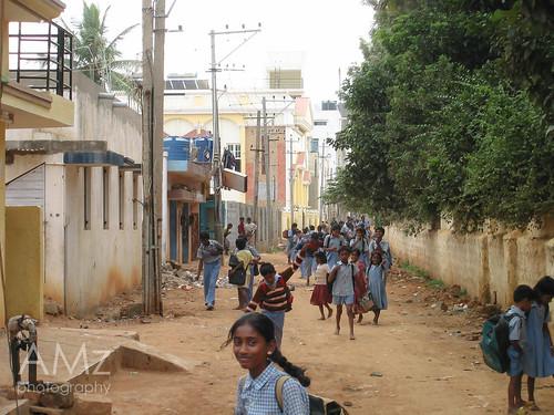 Bangalore School Children