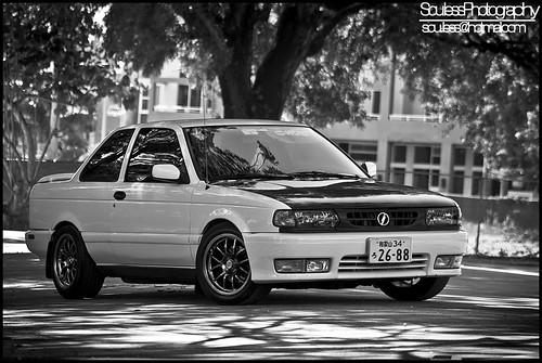 Nissan Sentra B13 Post Official P 225 Gina 3