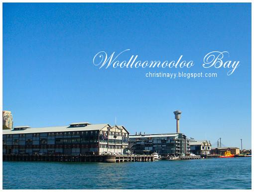 Woolloomooloo Bay, Sydney