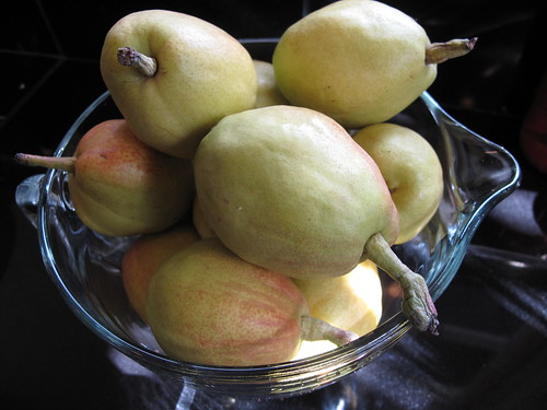 fragrant pears