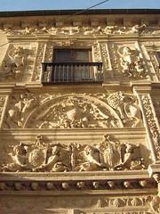 Fachada de la Casa de Castril