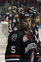 Pre-game (Bradford Moore (p0larbare)) Tags: canon massachusetts icehockey huskies 1d ncaa 2008 70200 northeastern terriers bostonuniversity bostonist hockeyeast 40d