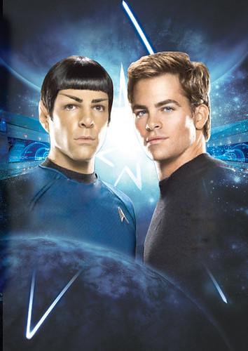 Star Trek New Kirk & Spock