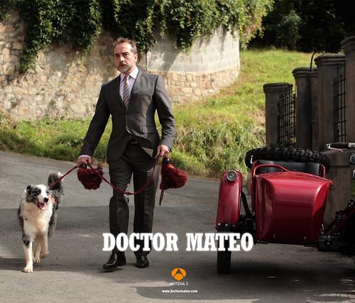Doctor Mateo los domingos en Antena 3