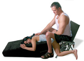 The Intimate Rider, a bouncy sex chair created for people with disabilities ...