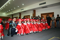 Kindergarten Students and Teacher