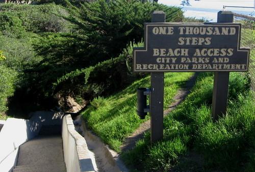 Thousand Steps Santa Barbara2