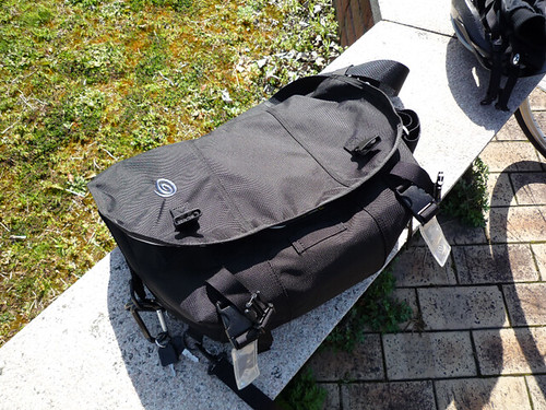Timbuk2 Classic Messenger Bag M, Black