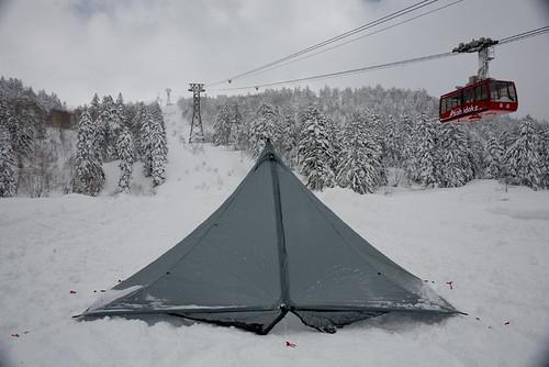 Mt. Asahidake Feb 2009