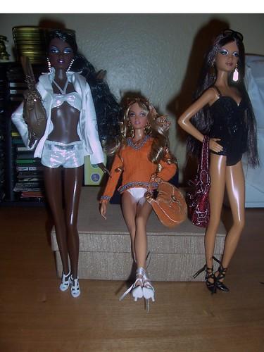Models Pose.........