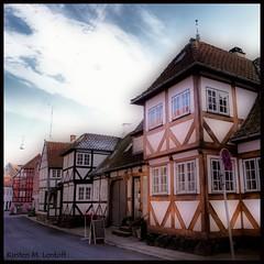 All Danish (Kirsten M Lentoft) Tags: houses denmark shops svendborg funen kirstenmlentoft