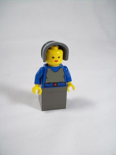 Bonnet minifig