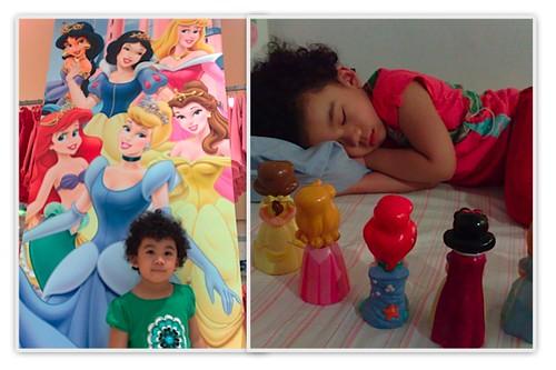 day & night with princess