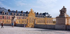 Versailles the palace gate (George Reader DC) Tags: france royal versailles palaces louisxiv sunking