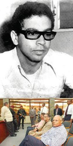 Orlando martinez y sus asesinios materiales