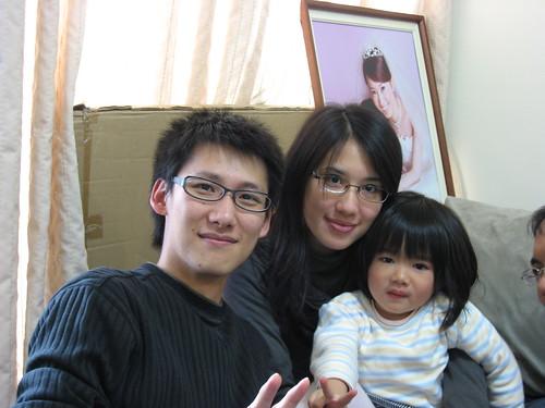2009.03.15 妹妹母女與我