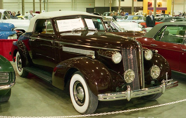 canadian rmauctionspring1996 1937buickcenturyconvertible ©richardspiegelmancarphoto